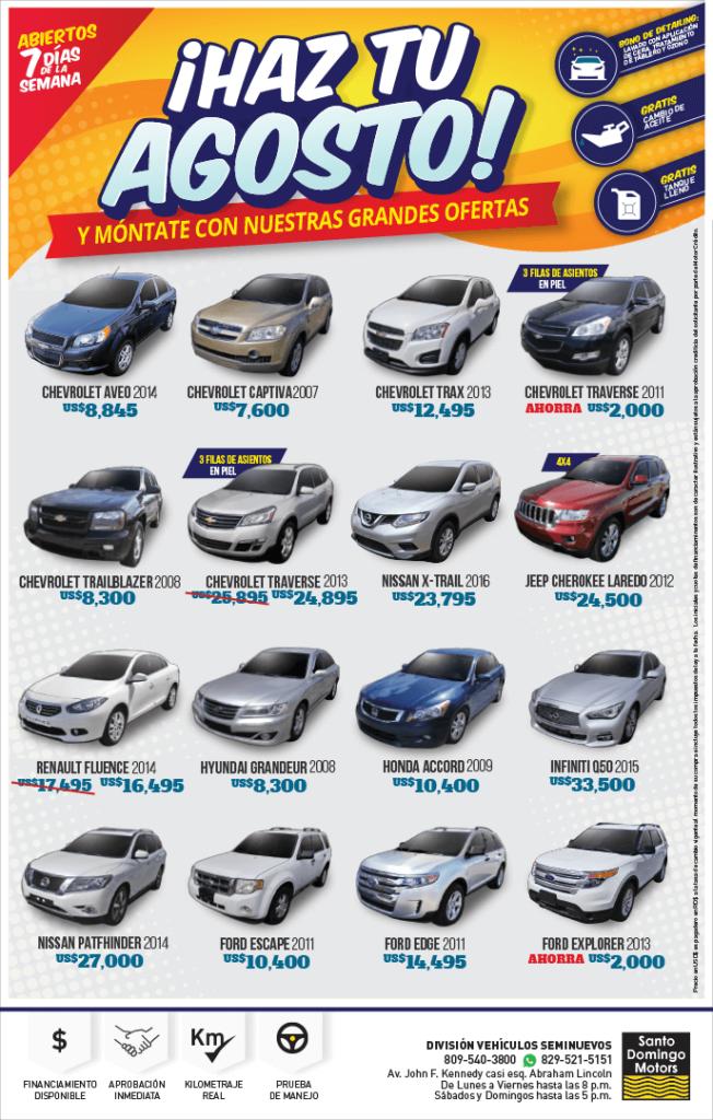 Artes de Prensa Santo Domingo Motors ...